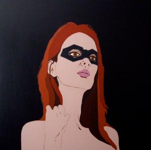 """""""Donna"""" (masked girl 1)"""