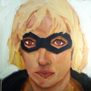 """""""June"""" (masked girl 2)"""