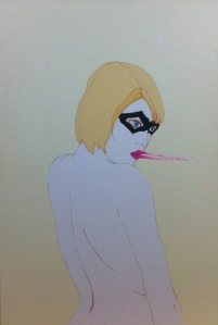 """Miriam"" (masked girl 3)"