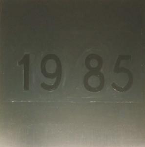 Big Numbers 1985